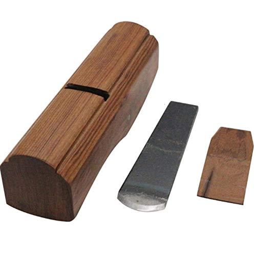 Holzhobel-Handwerkzeug, Mahagoni-Holzhobel-Handwerkzeug Radius-Hobel für einfaches Schneiden von Ecken, Fasen und Innenwinkeln