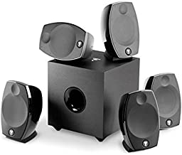 Best Focal SIB EVO 5.1 Two Way 150W Compact Bass-reflex Home Cinema Speakers Systems Review
