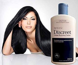 Restoria Discreet Colour Restoring Cream 250mL product of Australia new pack