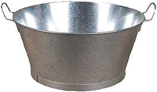 Cubos y Barreños Barreño Galvanizado de Zinc (70 litros)