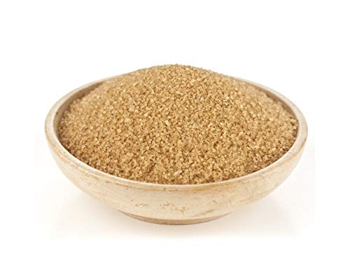Kauffman Orchards Raw Cane Sugar, Bulk 5 Lb. Bag