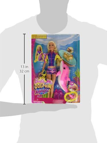 Barbie - La Magie des Dauphins - Dauphin Rose - 8