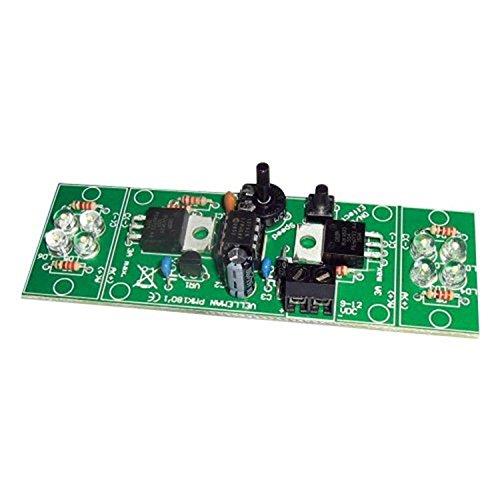 VELLEMAN - MK180 2-KANAL HI-POWER LED-BLINKER 840511