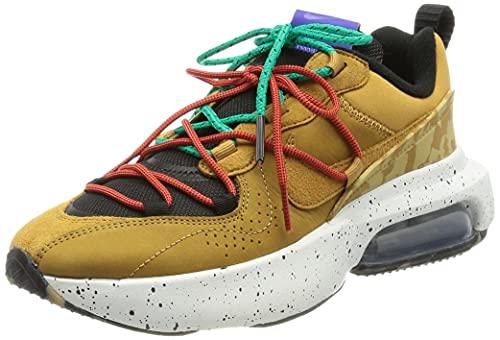 Nike W Air Max Verona 2.0, Scarpe da Corsa Donna, Black/Wheat-Indigo Burst-Habanero Red-Dk Citron-Summit White, 39 EU