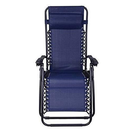 T-ara Suave y Confortable 2pcs Plum Blossom Lock Portable Pleg Sillones con platillo Azul diseño de Moda
