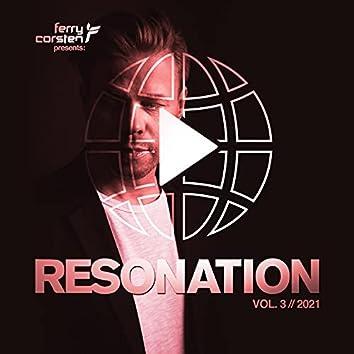 Resonation Vol. 3 - 2021
