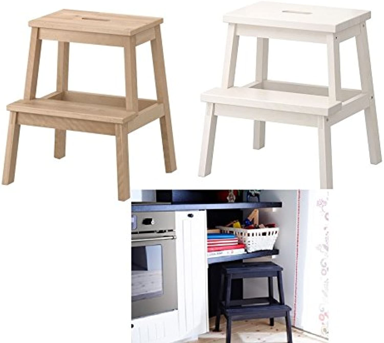 Generic NV 1001006332-lm52-uk  1  6332  Holz Leitern Home Tool SO Massivholz Küche Schritt ST Schritt Hocker D 'Brosche Kitch Farbe  zufllige Leiter Shop Bar Leiter Shop Bar Leiter