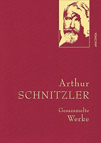Schnitzler,A.,Gesammelte Werke (Anaconda Gesammelte Werke, Band 6)