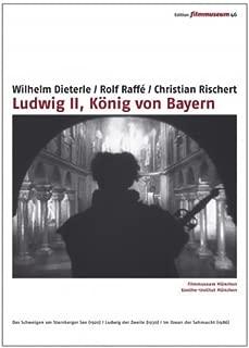 Ludwig II, King of Bavaria: 3 Films / Das Schweigen am Starnbergersee / Im Ozean der Sehnsucht) (Ludwig 2, King of Bavaria / the Sile