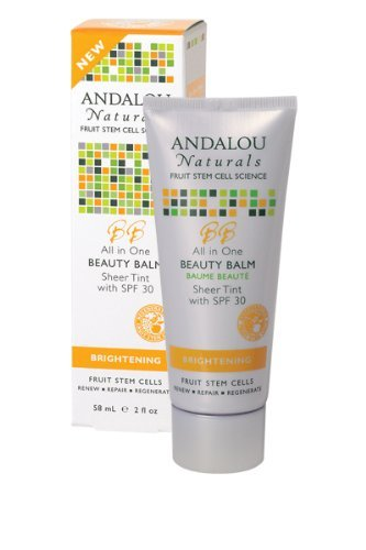 Andalou Naturals Vitamin C Bb Beauty Spf 30 O Balm Sheer 2 Tint Recommended Complete Free Shipping