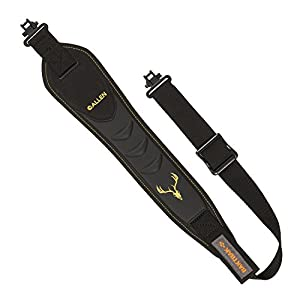Allen Baktrak Boulder Rifle Sling with Swivels, Black