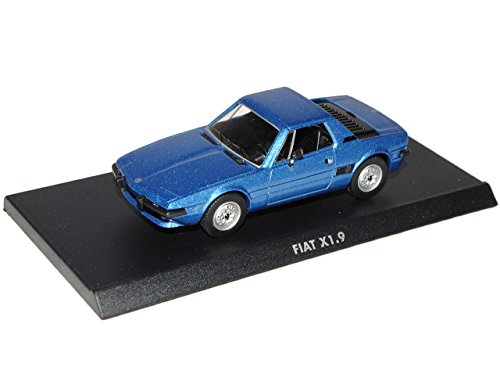 FIAT X1/9 Coupe Blau 1972-1988 1/43 Modellcarsonline Sonderangebot Modell Auto