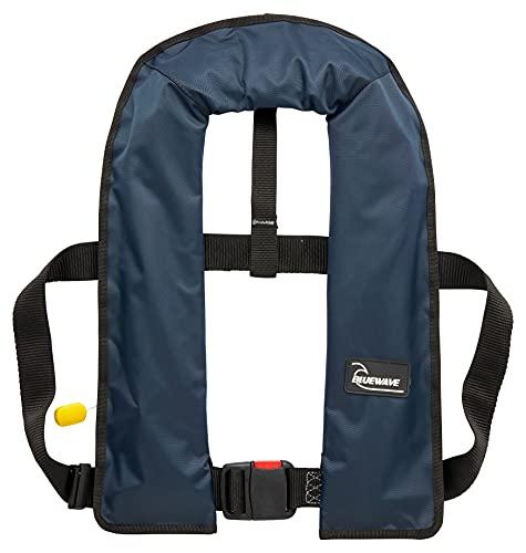 Bluewave Sport 150N Navy Manual Gas Lifejacket
