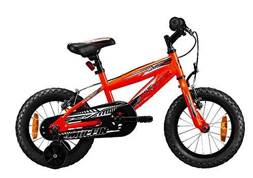 Bicicletta da bambino modello 2020, ATALA MUFFIN 14', colore rosso