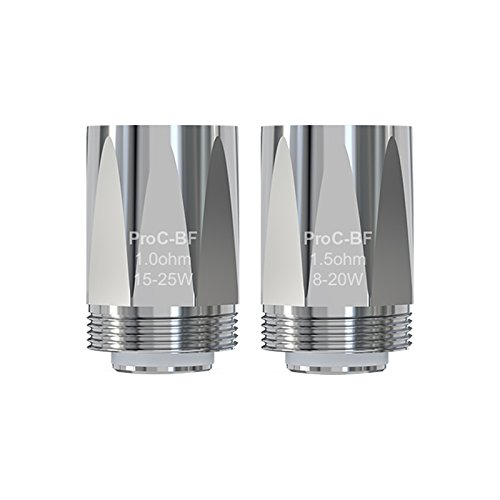 Original Joyetech ProC BF Coils (5 Stück) 0.5ohm DL Coils 15-30W - Neueste Version