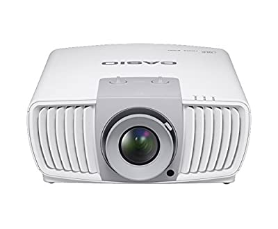 Casio L8300H Large 5000 Lumens Audience Laser Projector - White