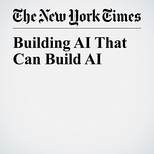 Building AI That Can Build AI copertina