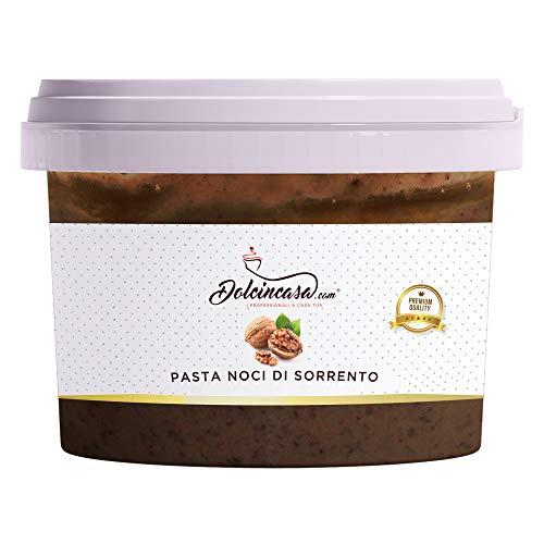Pasta Gelato Noce di Sorrento per Gelati e usi in Pasticceria, 250 gr