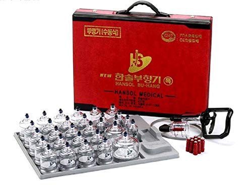 Hansol Professional Cupping Therapy Equipment