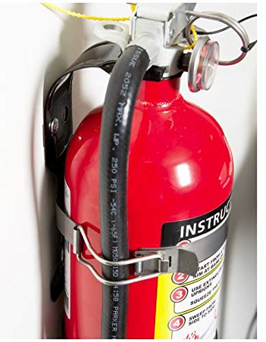 Badger Advantage 5 LB. ABC Fire Extinguisher W/Vehicle Bracket