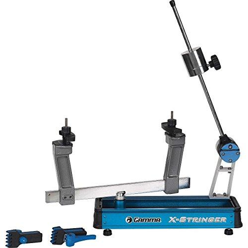 Gamma X-2 Racquet Stringing Machine: X-Stringer X-2 Tennis String Machine with Stringing Tools and...