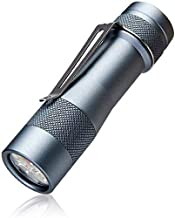 ZGQA-GQA Flashlights,18650 Smart Flashlight Anduril Firmware Triple LED with Tail Switch 2800 Lumens 200 Meters Max (Color...