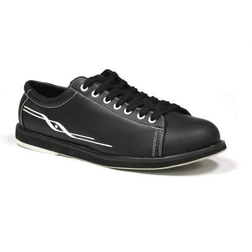 Pyramid Men's Ram Black Bowling Shoes (10.5)