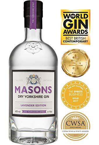 Masons Yorkshire Gin Masons Yorkshire Lavender Gin, 70 Cl Gin LAV70B