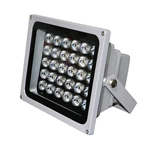 HJF Led-projector, tuinverlichting, buitenverlichting, veiligheidslamp, laagspanning, 12 V, 24 V