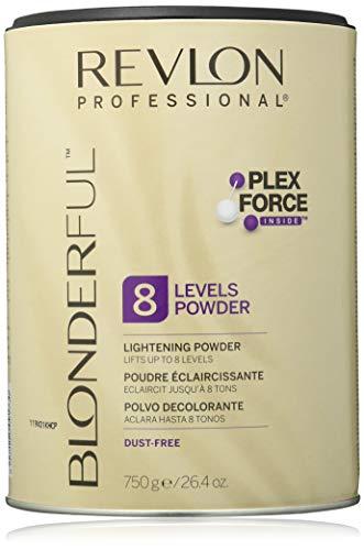 Revlon Blonderful 8 Lightening Powder Tratamiento Capilar - 750 gr