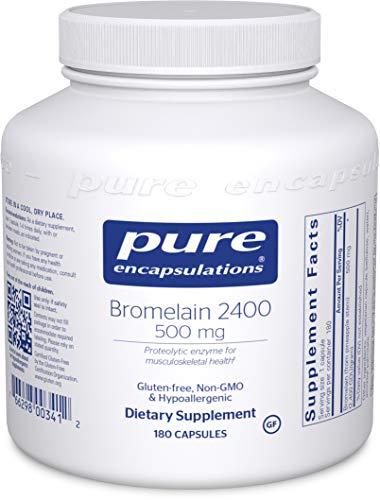 Pure Encapsulations Bromelain 2400