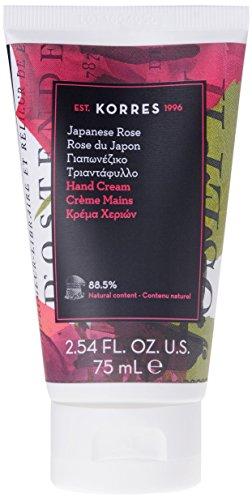 Korres Japanese Rose Handcreme, 1er Pack (1 x 75 ml)