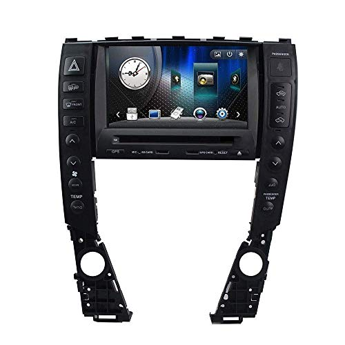 Estéreo de Coche Android de 10 25 Pulgadas: aplicable para Lexus ES240 navegación GPS Reproductor de Radio para Coche Pantalla táctil WiFi Bluetooth Receptor de FM Am