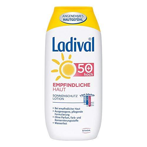 Ladival empfindliche Haut Lotion LSF 50+, 200 ml