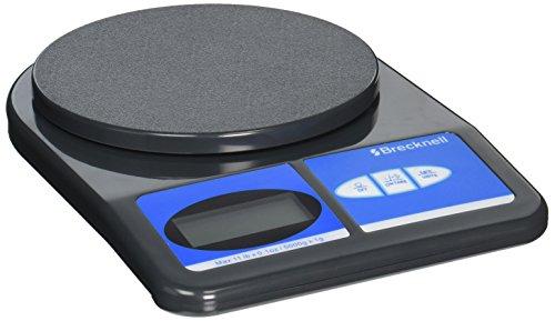 Preisvergleich Produktbild Electronic Weight-Only Utility Scale,  11lb Capacity,  5-3 / 4 Platform