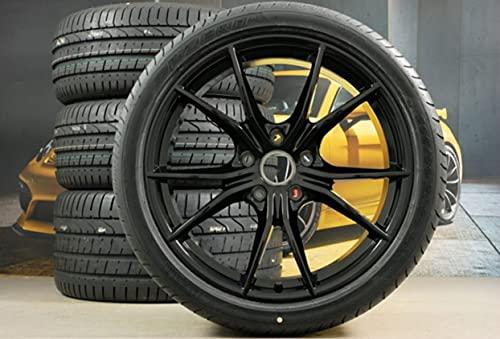Compatible con Porsche 911 991.2 C2/C2S 20' Carrera S IV Set / Wheels