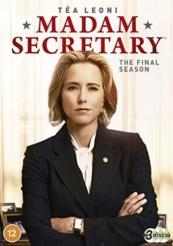 Madam Secretary: The Final Season (Season 6) [DVD] [2020]