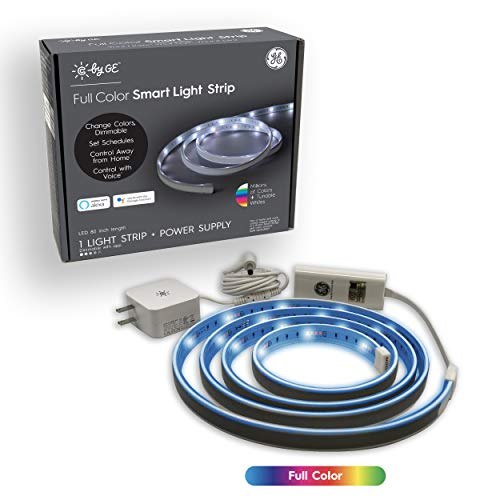Up to 50% Off C by GE Smart Light Bulbs and Strip Lights