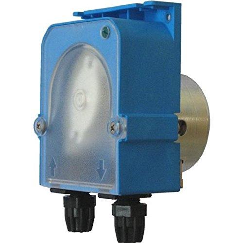 Bomba dosificadora peristáltica con caudal fijo para dosificación detergente modelo MP3-3,0 l/h 230 Vac, tubo membrana santoprene