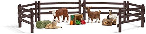 Schleich - Set de juego zoo interactivo (21052) , color/modelo surtido