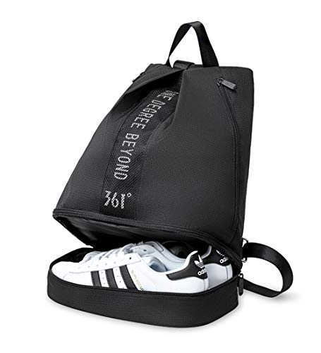361º Waterproof Gym Bag Swim Backpack for Men Women Kids Sports Bag with Shoes Compartment for Pool Beach Fitness Dry Wet Separated