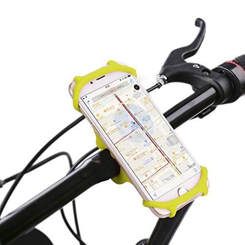 SJMLP Fiets-telefoonhouder voor mobiele telefoon, voor iPhone 8 7 5 5c 5 s se 6 s mountainbike