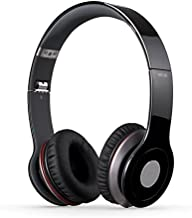 Teconica ZM874 Stereo Bass Bluetooth Headphone And Mp3 Card Support For All Smartphones Others Devices Multi Colour