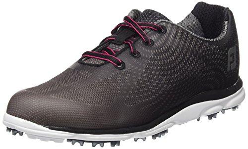 FootJoy New Womens Golf Shoe Empower Medium 6 Black