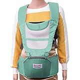 STOBOK Baby Hip Seat Carrier Toddler Mochila Sling Transpirable Wrap Carrier...