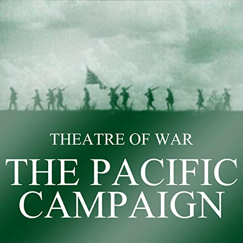 Theatre of War: The Pacific Campaign cover art