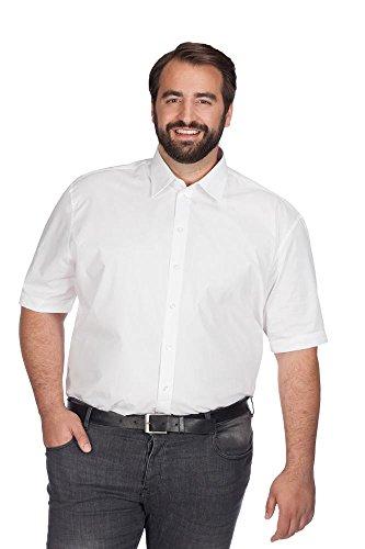 Promodoro Business Kurzarm-Hemd Plus Size Herren