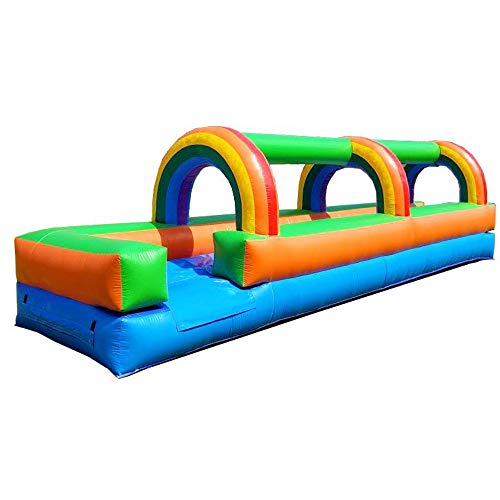 Pogo Bounce House Inflatable Slip and Slide - 25' Foot Long...