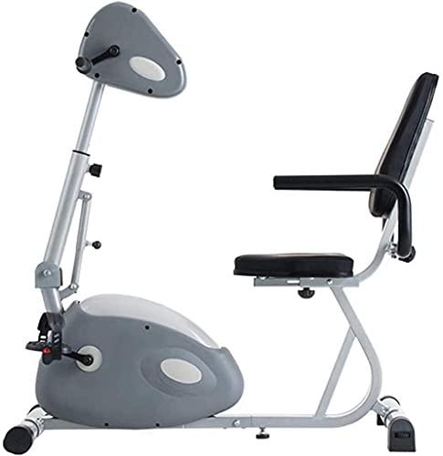 NBLD Accidente cerebrovascular hemipléjico, Ajuste de 10 velocidades, Entrenador Cardiovascular Ideal, Bicicleta de rehabilitación eléctrica, Fisioterapia para el hogar, Mini Bicicleta para ejerc