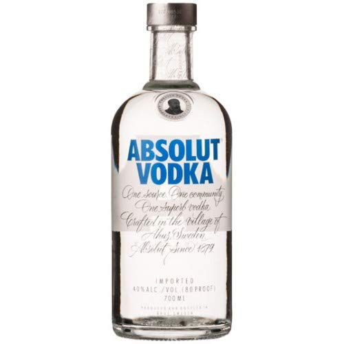 Photo of Absolut Blue 70cl 70cl x 6